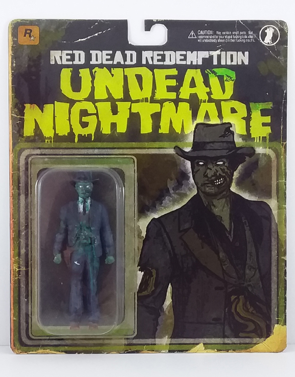Red Dead Redemption Conner Undead